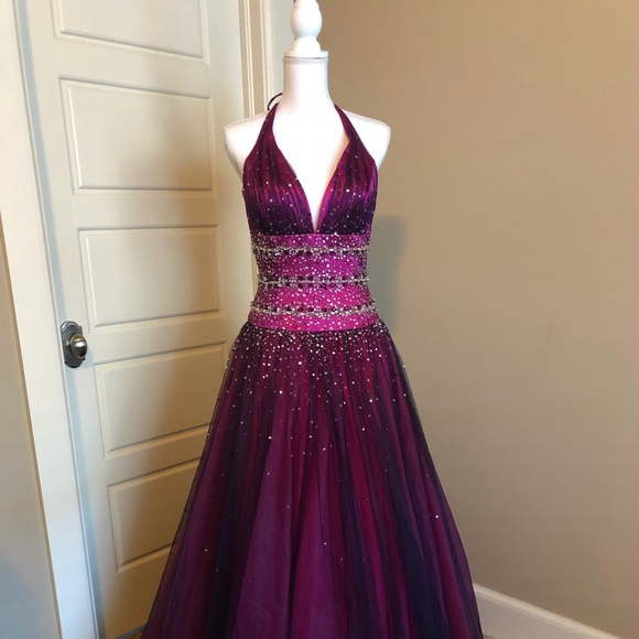 bf892cff5d9ce Maggie Sottero Dresses   Evening Gown By Flirt Size 8   Poshmark